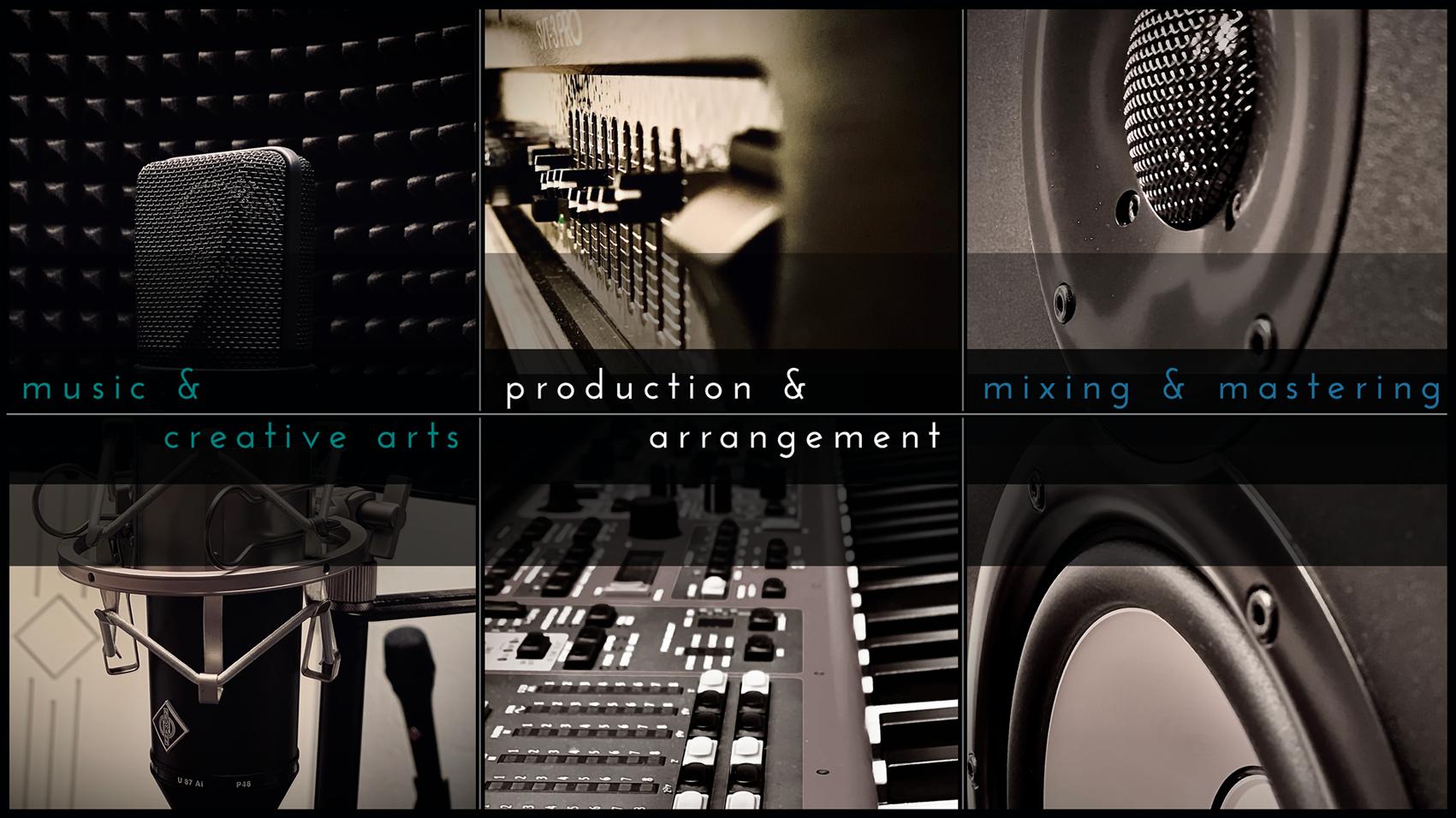 music production & recording M&C Blossey
